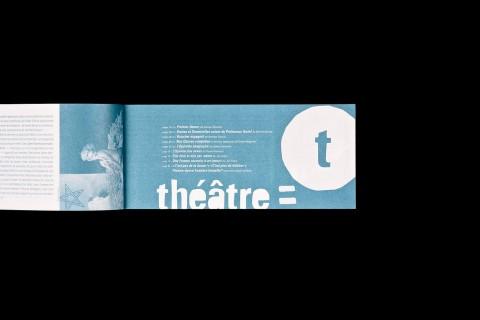 programme, pages intérieures